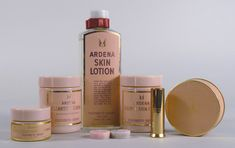 Elizabeth Arden system of cosmetics