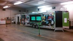 Wyoming Post Prom ideas. Mobile video game trailer for your event.