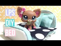 LPS: DIY Bed - YouTube