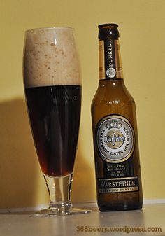 Warsteiner Premium Dunkel (Warstein, Germany) Bottle Labels, Beer Bottle, Beer Of The Month, Review Board, Beer 101, Dark Beer, Scotch Whiskey, Beer Recipes, Beer Label