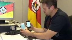 CONEXÃO BOMBEIRO : Delegacia de Porto Alegre tenta devolver celulares...