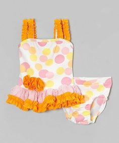 Cute beach suit