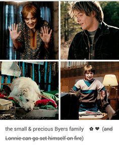 Byers family