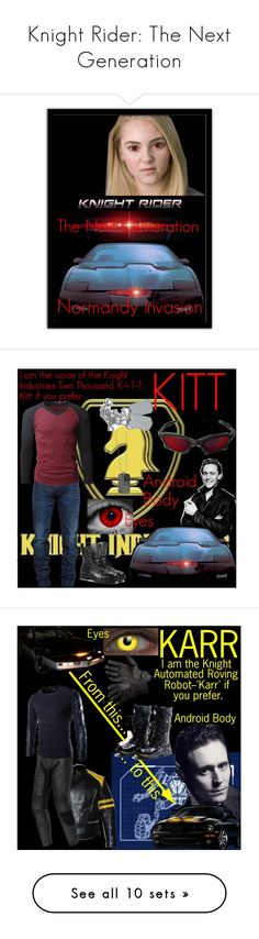"""""""Knight Rider: The Next Generation"""" by xx-black-blade-xx ❤ liked on Polyvore featuring art, Snake & Dagger, Oakley, Doublju, 1928, Undercover, Diesel, Paul Smith, Prada and Gap"""