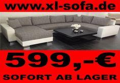 Möbel günstig kaufen / Polstermöbel Fabrikverkauf / Online Furniture - Famous Furniture Store: www.sofa-fabrikverkauf.de