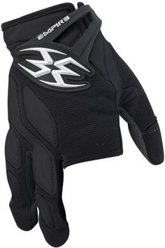 Empire LTD Gloves THT - Black | Paintball Gear Canada