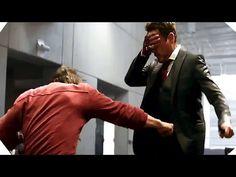 CAPTAIN AMERICA Civil War - Iron Man vs Bucky - Movie Clip # 4 - YouTube
