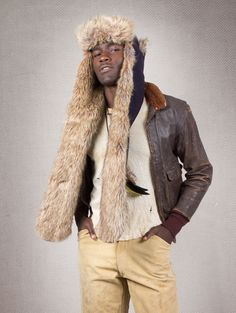 What's Your Spirit Animal? ..... RACCOON --TRAPPER ............ (Faux Fur, Limited Edition) ....... Traits: Clever > Confident > Curious. Find out more about the #Raccoon #Spirit #Animal at: https://www.spirithoods.com/adults/mens/racoontrapper/1277/# $99 #Gifts #Fashion #Hoodie #SpiritHood #SpiritHoods #FauxFur #Men #Paws #Scarf