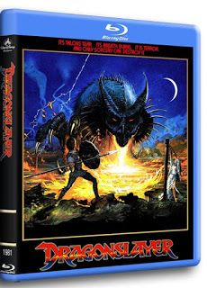 El dragón del lago de fuego (HDTV)