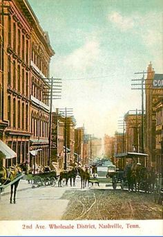 nashville history photos | Posted in 1800s , Businesses on September 18, 2011 | Leave a Comment ...