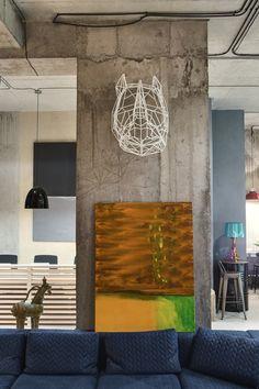 A Modern Office Space that Looks Like an Urban Loft