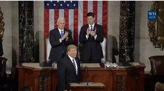 Presiden AS Donald Trump akan menyampaikan pidato pertamanya di depan Kongres | PT Rifan Financindo Berjangka Cabang Semarang       Kepada ...