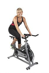 From Mad Dogg, the originators of Spinning, the Spinner Fit Indoor Cycle is one of the toughest and well made Spin Bikes you can buy.  Check out our review here:  http://www.topfitnessmag.com/indoor-bike-reviews/spinner-fit-spin-bike-mad-dogg-review/