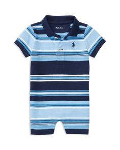 bccc11af4b66 Ralph Lauren Childrenswear Infant Boys  Polo Shortall - Sizes 3-24 Months  Kids - Bloomingdale s