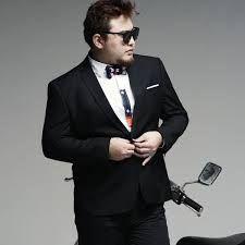 Resultado de imagen de ropa hombres gordos