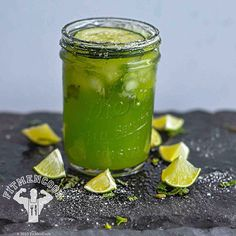 And to top off #CincodeMayo, try these virgin mint, lime & cucumber margarita - it's not after Wednesday so it's not #HappyHour. Lol This drink is refreshing and pretty simple to make. Your biggest decision will be - salt or no salt? If you do choose to sneak in a shot of #tequila, remember the FMC drinking rules. Boom. (traduccion abajo) Ingredients: cucumbers, mint leaves, fresh limes, sparkling water. Steps: (1) blend cucumber and mint leaves in a blender. (2) Add ice to a glass and then…