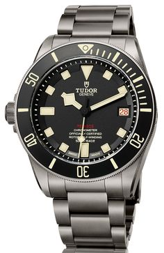 """Tudor Pelagos LHD 'Left Hand Drive' Numbered Edition Watch - by David Bredan - hot off the press, see & learn more now on aBlogtoWatch """"'For those who like it right' – this is what the first teaser on Tudor's official Instagram account said about this new piece and, when you're a real watch nerd, you just now that whatever is coming up, it'll have to do with the placement of the crown..."""""""