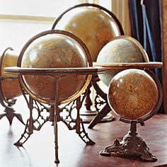1000 ideas about vintage globe on pinterest world for Altruy decoration sa