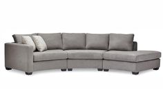 Stylus Made to Order Sofas Style  Helix  sc 1 st  Pinterest : stylus sectional - Sectionals, Sofas & Couches