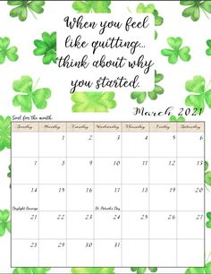 FREE Printable 2021 Monthly Motivational Calendars. Space for setting goals, different motivational quote each month, holidays marked. Get motivated and organized with this free printable calendar. Blank Calendar Pages, Printable Blank Calendar, December Calendar, 2021 Calendar, Calendar Ideas, Us Holidays, Monthly Planner, Free Printables, Printable Crafts