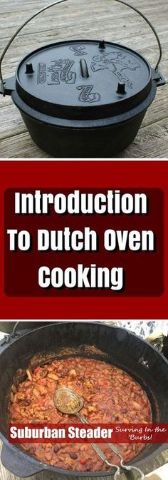 Anything that can be cooked in an oven or slow cooker can be duplicated with Dutch Oven Cooking. It might take a bit more work, but the effort is worth it!