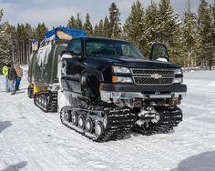 My future company truck 4x4 Trucks, Custom Trucks, Chevy Trucks, Snow Vehicles, Snow Machine, Cargo Trailers, Fancy Cars, Sweet Cars, Chenille