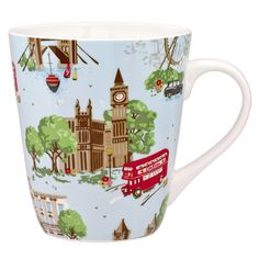 London Stanley Mug   Cooking and Dining   CathKidston