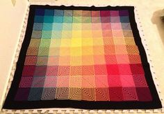How would you even start to pick the colors for this... (hue shift 100% done by lisa33.rm, via Flickr)