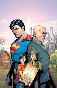 Superman Secret Origin #1