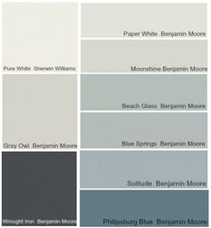 TRANSITIONAL NEW COLOURS FOR 2015 Footnote: Moonshine -- versatile & dependable as it off sets and grounds many undertones found in flooring and furniture. SW Eider White  &  RL Indigo Batik are also two colours worth noting.
