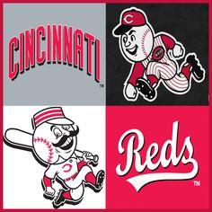 Cincinnati Reds American Sports, Cincinnati Reds, Nfl, Bottle, Cards, Flask, Maps, Nfl Football, Playing Cards