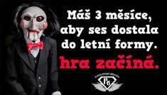 Toto je mega:-D Jokes Quotes, Humor, Haha, Funny Memes, Joker, Workout, Movie Posters, Fictional Characters, Fitness