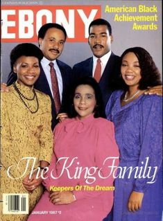 Ebony Magazine, January, 1987