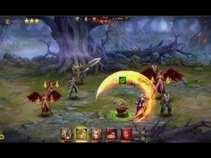 League of Angels 2 #Gameplay 4 - League of Angels 2 is a Free-to-play Role-Playing MMO Game (MMORPG) playable in any Browser (Browser Based)