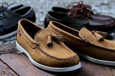 Ronnie Fieg for Sebago 2012 Spring/Summer Docksides Pt.3 Release