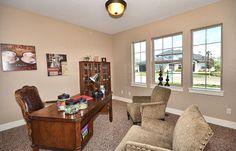 Davenport office Boise Hunter Homes