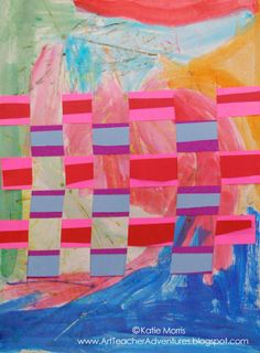 Paper Weaving: Beyond the Checkerboard Part 3