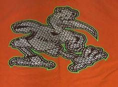 Miami Hurricanes Adidas XXL Short Sleeve Tee T-Shirt 2XL H1 #adidas #MiamiHurricanes