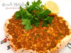 Lahmacun - Kevser'in Mutfağı - Yemek Tarifleri