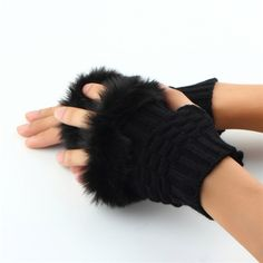 Cheap Gloves & Mittens, Buy Directly from China Suppliers:    Features: Soft Feather Imitation rabbit hair construction provides lasting comfort Wrist-length design adds sophisti