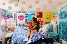 Dream Rooms Babe Cave - Decoration Home Dream Rooms, Dream Bedroom, Room Decor Bedroom, Girls Bedroom, Bedroom Inspo, Bedroom Ideas, Cute Room Ideas, Aesthetic Room Decor, Room Goals