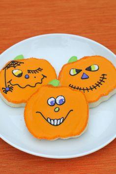 Calabaza Cookie Cutter Galletas de Halloween