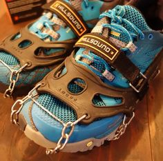 《HILLSOUND》Trail Crampon | ATC Store -Trail Hikers & Runner's place to go!-Official Blog
