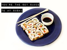 Story of My Life Cards — Soy Sauce to My Sushi birthday card