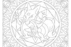 Kadabra Pokemon #064