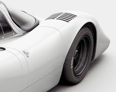 The Curb Shop - Porsche 917 Rear Poster by INK