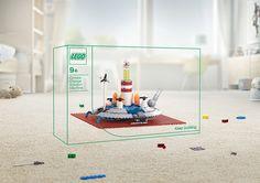 Future Machines - LegoCollaboration with Y&R BudapestPhotography/Retouch: Adam Bartas