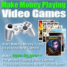 online gaming jobs