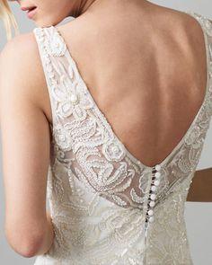 Maeve Sequin Wedding
