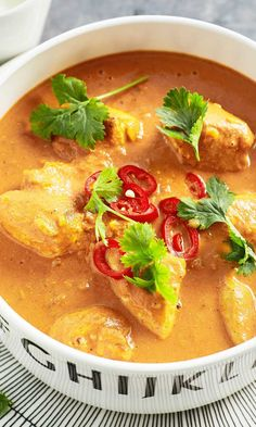 Butter chicken eli intialainen voikana | Maku